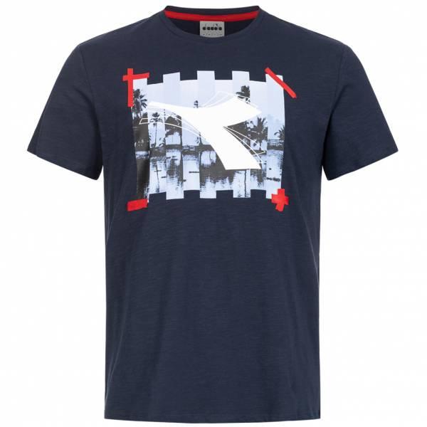 Diadora Logo Shore Heren T-shirt 102.174263-60063