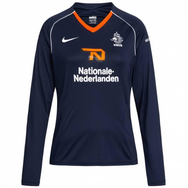 Nederland Nike Trainingsshirt met lange mouwen dames 239622-451