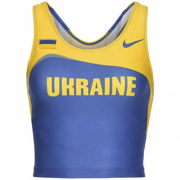 Oekraïne Nike Athletics BH Crop Top 203640-460