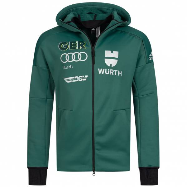 adidas ZNE Climaheat Heren DSV jas met capuchon CE3707